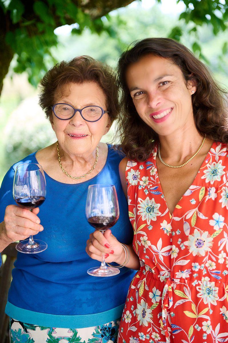 Sarah and Granny