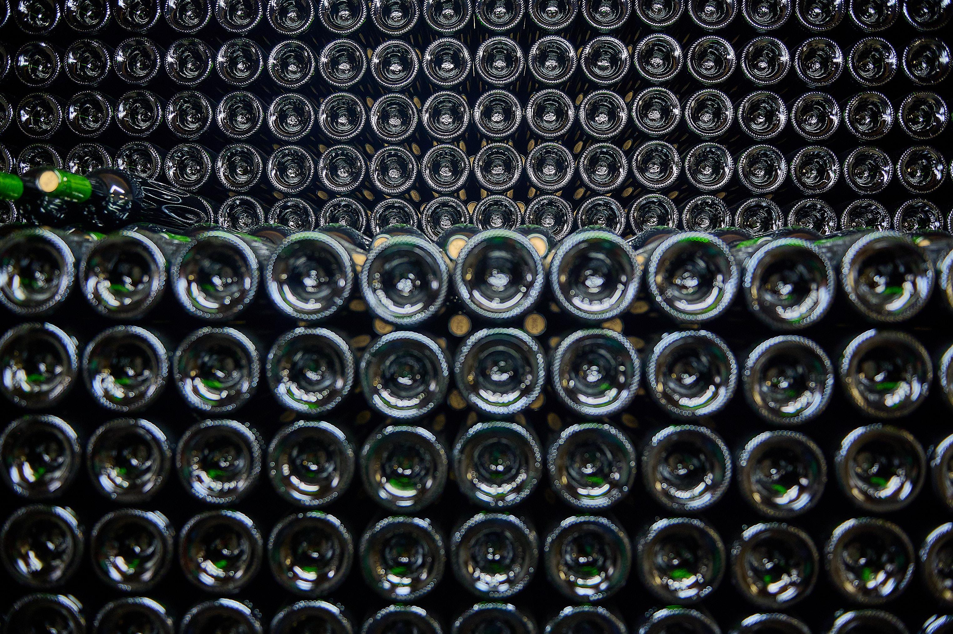 Le Stock Bouteilles Vignobles Bertin